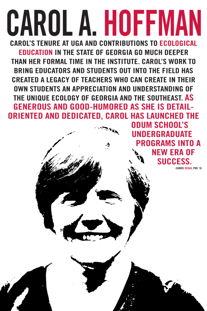 Poster of Carol Hoffman