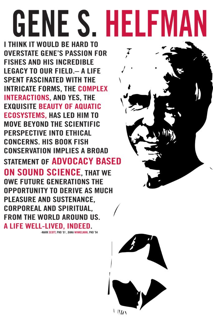 Poster of Gene Helfman