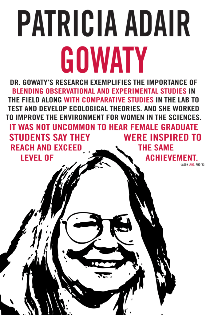 Poster of Patty Gowaty