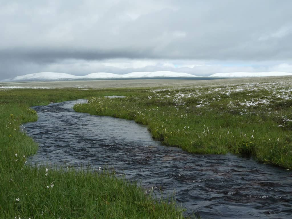 Oksrukiyuk Creek