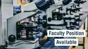 Now hiring in the Odum School of Ecology: faculty member to oversee instructional labs