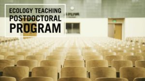 Ecology Teaching Postdoctoral Program