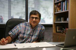 Meet our faculty: Pejman Rohani