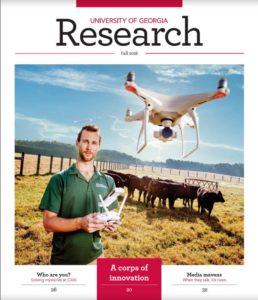 UGA Research Magazine Fall 2018