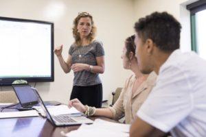 Focus on Faculty: Elizabeth King