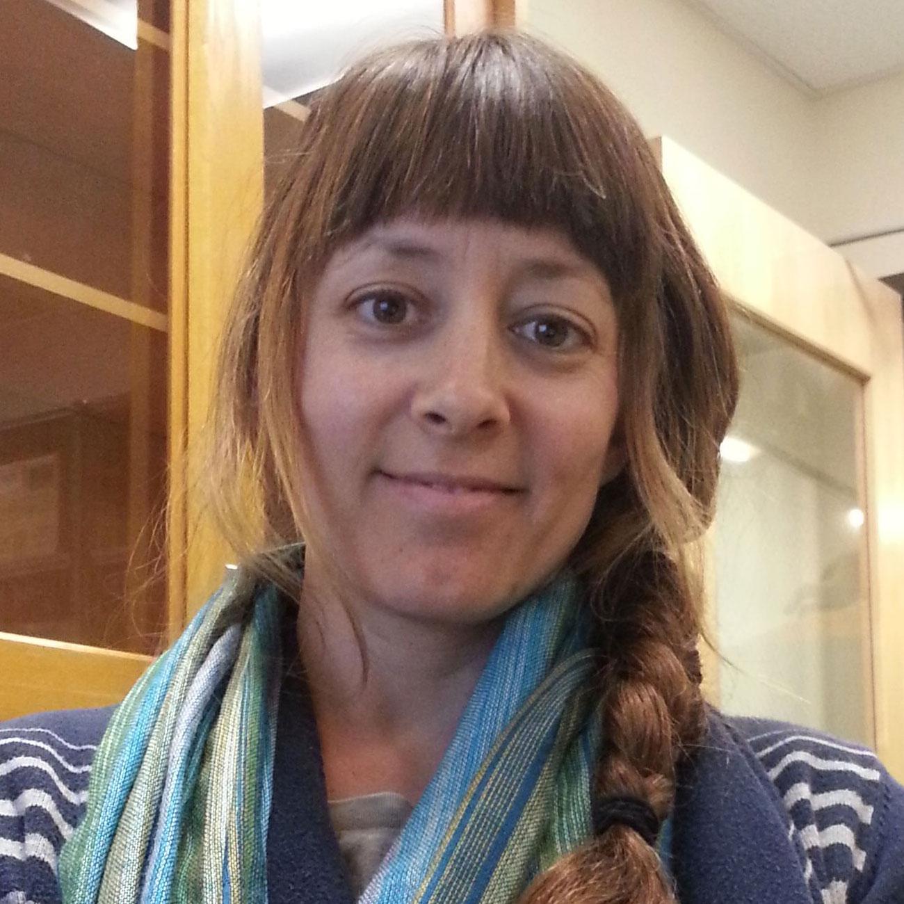 Nicole Pontzer