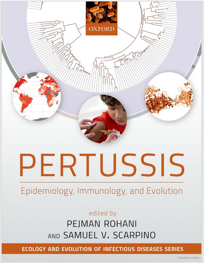 Pertussis: Epidemiology, Immunology, and Evolution book cover
