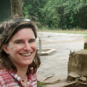 Meet the Neighbors: Anne Dix, PhD '97, and family