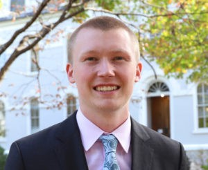 Eroh is one of two Knauss finalists from UGA