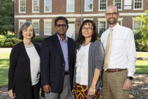 Four faculty in SEC Academic Leadership program