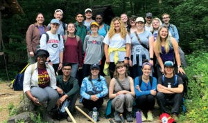 Environmental Problem Solving class featured in AT Journeys
