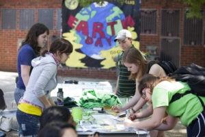 UGA celebrates 50th anniversary of Earth Day