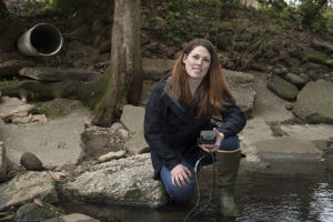 Ecologist receives NSF CAREER grant