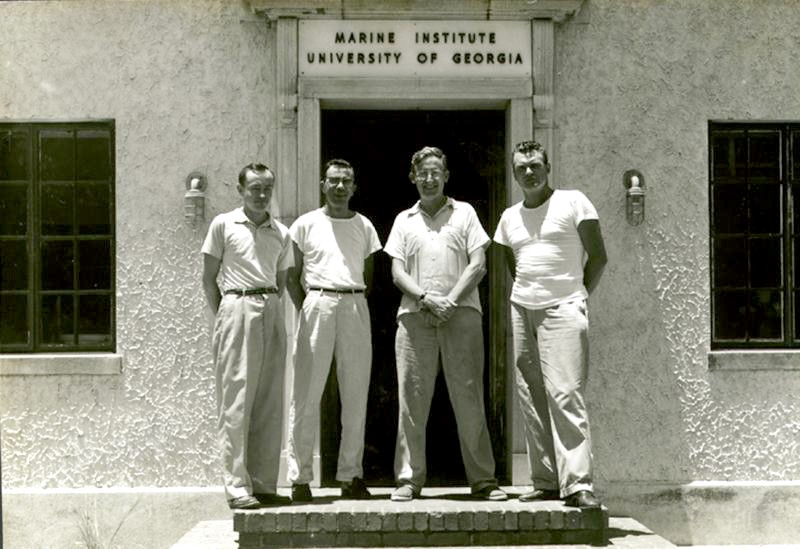 Georgia Marine Biological Laboratory 1959