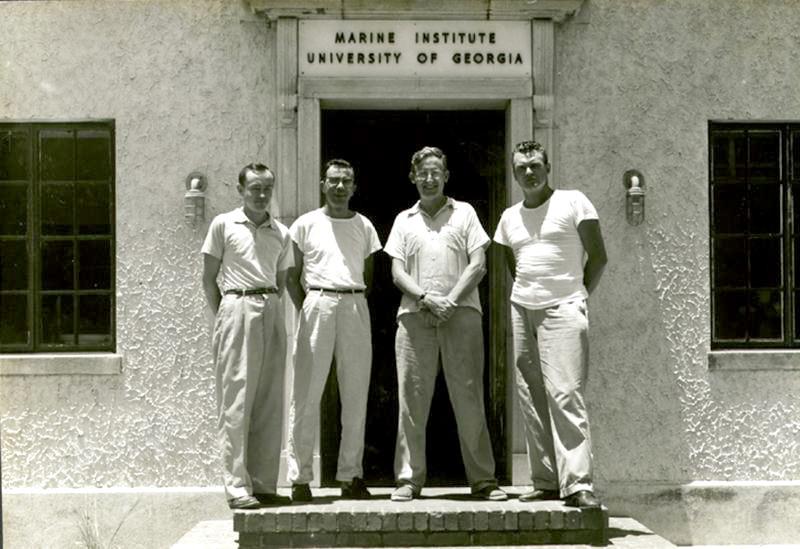 Georgia Marine Biological Laboratory 1959