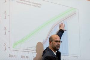 New UGA model highlights continued COVID-19 risks