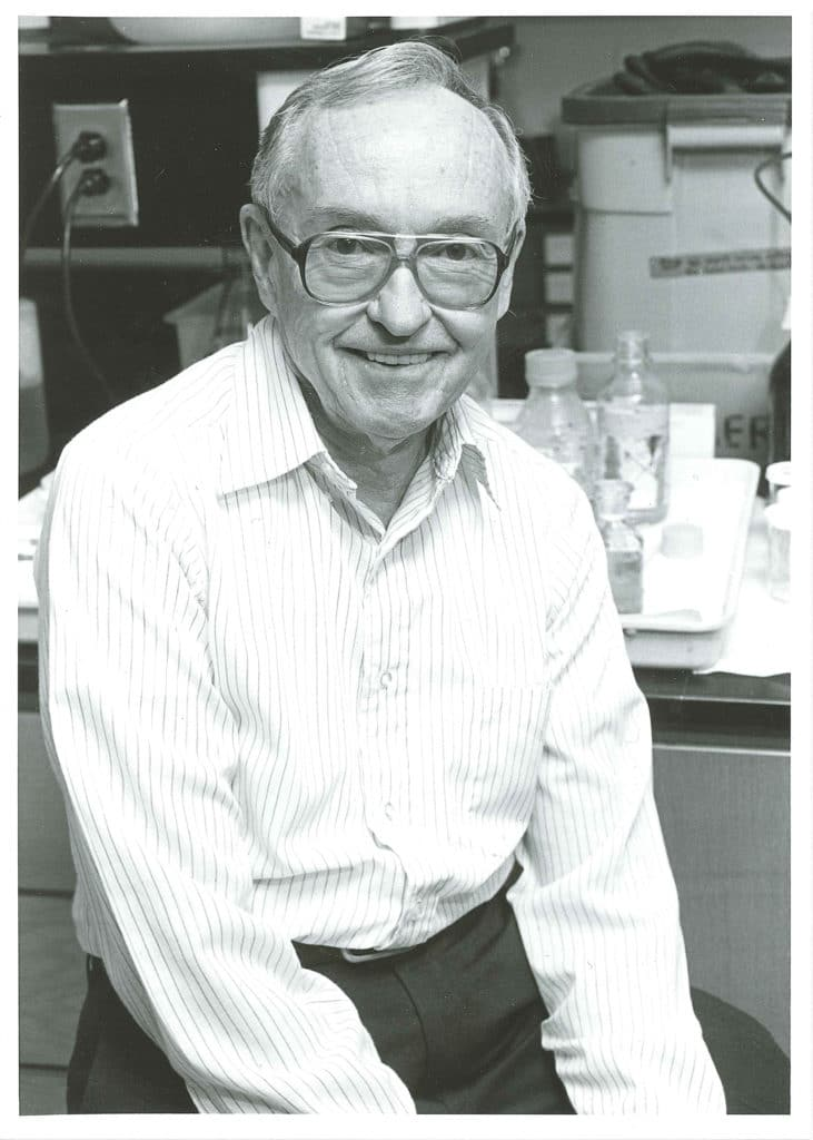 Portrait of Larry Pomeroy