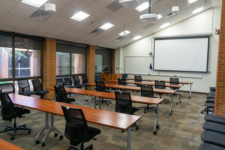 image of classroom configuration