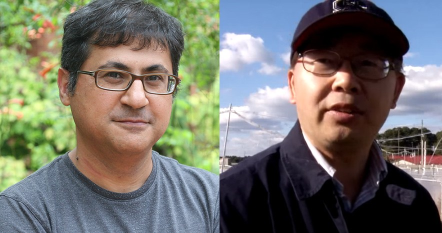 UGA professor Pejman Rohani and alumnus Shuijin Hu, elected as Fellows of the Ecological Society of America in 2021.