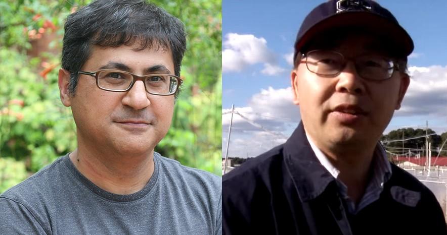 UGA professor Pejman Rohani and alumnus Shuijin Hu, elected as Fellows of the Ecological Society of America in 2021.