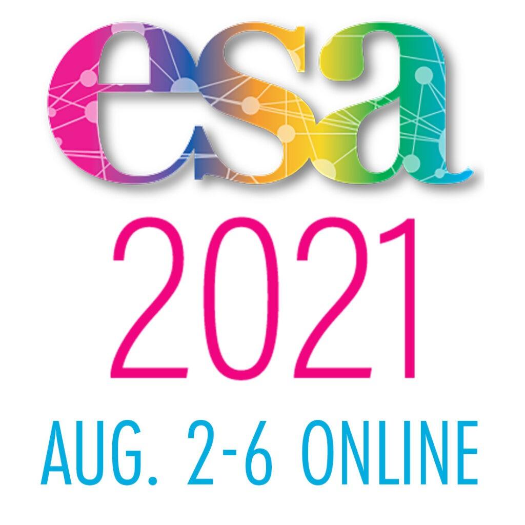 ESA 2021 Aug. 2-6 online.