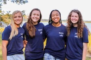 Diane Klement, AB '20, receives Marine Education Fellowship