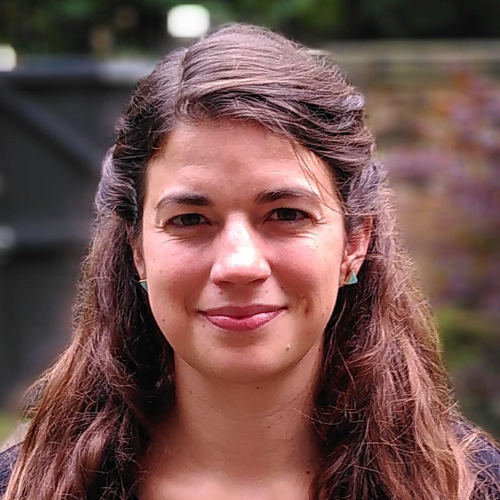 Christina Faust, BS/MS '09.